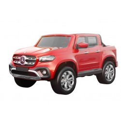 MERCEDES BENZ XMX606 RED...