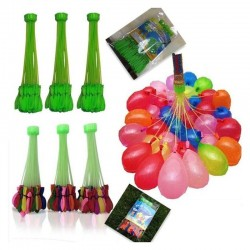 Vandens bombų - balionų...