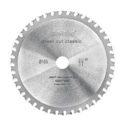 Pjovimo diskas 165 x 20 Z40...