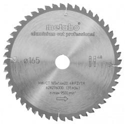 Pjovimo diskas 165 x 20 Z48...