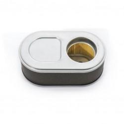 Oro filtras dengtas metalu...