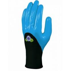Gloves polyester, nitrile...