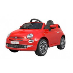 FIAT 500 - RED elektromobilis
