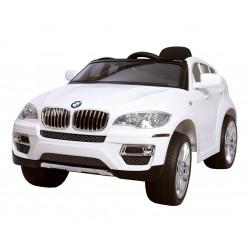 BMW X6 - WHITE elektromobilis